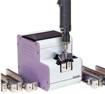 Urządzenie do podawania śrub NSR-20, z wymiennymi szynami