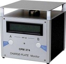 Monitor ładunku płyty CPM 374,  ESD