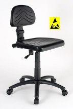 Krzesło ESD, seria I, poliuretanowe.