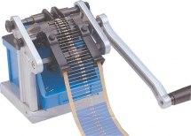 Urządzenie do cięcia i krępowania komponentów osiowych CUT-BEND