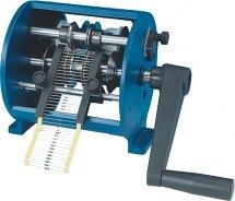 Urządzenie do cięcia i zaginania elementów osiowych TP 6-EC.