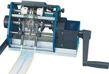 Urządzenie do cięcia i kształtowania komponentów osiowych z rowkarką, TP 6/ PR - F - Olamef