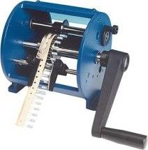 Urządzenie do cięcia radialnych komponentów taśmowych. TP 6/ R, Olamef
