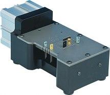 Urządzenie pneumatyczne do cięcia komponentów radialnych podawanych luzem, TP/ LN 100- Olamef