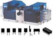 Urządzenia pneumatyczne do cięcia i wykonywania zagięć w komponentach radialnych, TP/ TS 1- Olamef