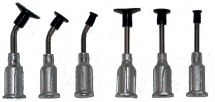 Dysza ssąca do pipet próżniowych, ESD, prosta, 4,76mm