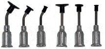 Dysza ssąca do pipet próżniowych, ESD, prosta, 15,88mm