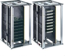 Magazyn PCB, 701.3 M, zmontowany, 355x320x563mm, ESD.