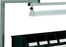 Stelaż do mocowania oświetlenia dla stanowisk montażowych ESD, 1500