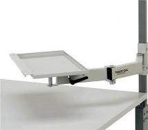 Ramię CKV, dla stanowisk montażowych ESD, 210x460mm.