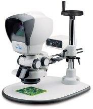 Mikroskop stereoskopowy LYNX, dynaskopowy. model S/9