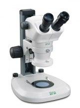 Korpus mikroskopu SX45, z wyjściem na zdjęcia.