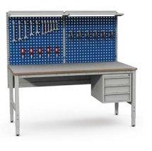 Stanowisko montażowe Table 100 C 4, 153x750mm.