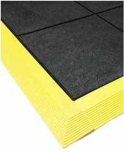 Listwa wykończeniowa do mat Dren i Solid modułowych, kolor żółty, 91cm.