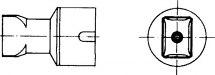 Dysza czterostronna NQ15