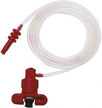 Adapter do strzykawek z tworzywa